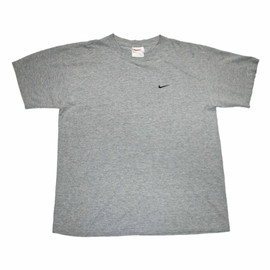 Nike - Vintage 90s Embroidered Nike Swoosh Shirt Made in USA Mens Size Medium