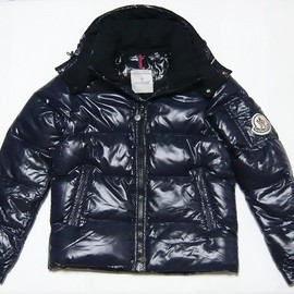 MONCLER - HIMALAYA DOWN JACKET NAVY