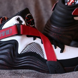 Nike - Lunar Raid - Beige/Black/Red?