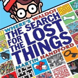 Martin Handford - Where's Waldo? The Search for the Lost Things
