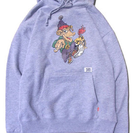 HEADGOONIE - HOWELL MONKEY BOMBER HOODY SWEAT