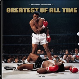 Benedikt Taschen - Greatest of All Time: A Tribute to Muhammad Ali (Go)