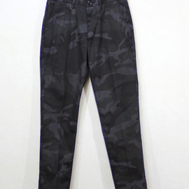ordinary fits - Work Camo Trouser