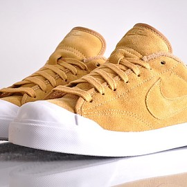 Nike - All Court Leather Low Quickstrike (Suede Pack)