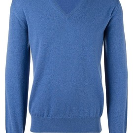 Loro Piana - v-neck jumper