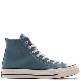 CONVERSE - CONVERSE CHUCK TAYLOR ALL STAR 70 VINTAGE CANVAS HI / BLUE COAST