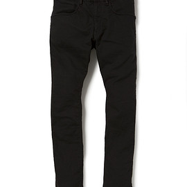 nonnative - DWELLER TIGHT FIT JEANS C/P ARMY CLOTH STRETCH OVERDYED