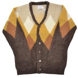 FUCT SSDD - MOHAIR CARDIGAN