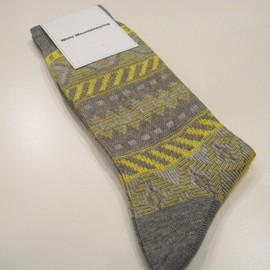 White Mountaineering - Socks
