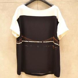 DRIES VAN NOTEN - James Reeve COLLECTION Blouse