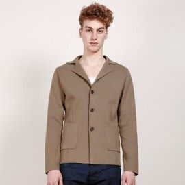Chauncey - Cotton three buttons blazer