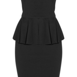 STELLA McCARTNEY - peplum dress