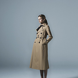 THE RERACS - Long Trench Coat