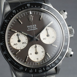 ROLEX - Cosmograph Daytona 6263 Brown Dial