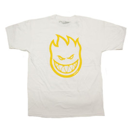 SPITFIRE - BIGHEAD (White/Yellow)