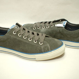 Converse Skateboarding - CTS OX Charcoal/Blue