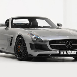 Mercedes-Benz - Brabus Mercedes-Benz SLS AMG Roadster