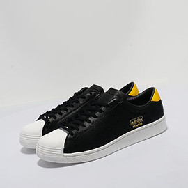 adidas originals - Tennins Vintage -Black/White/Yellow