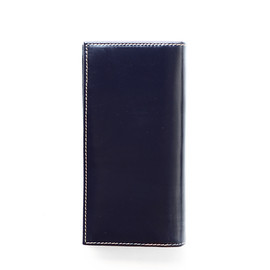 Whitehouse Cox - S9697 LONG WALLET/Navy