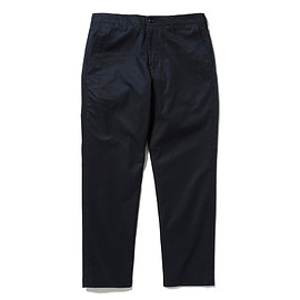 HEAD PORTER PLUS - CHINO PANTS NAVY