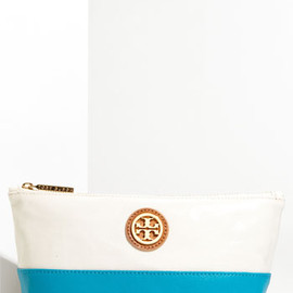 TORY BURCH - 'Idina - Small' Cosmetic Case