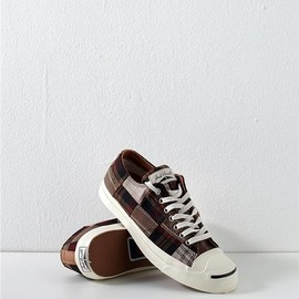 CONVERSE - Jack Purcell LTT Patchwork Brown/Milk