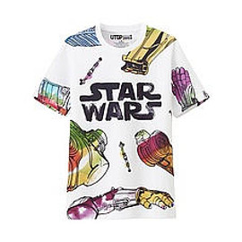 UNIQLO - UTGP STARWARS