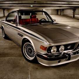 BMW - CSi Coupe E9