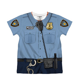 faux real - Toddler Policeman