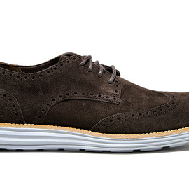 Cole Haan - x NIKE LUNARGRAND WING TIP T MORO SUEDE