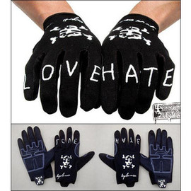 BICYCLE UNION -  LOVE HATE GLOVES