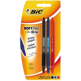 BIC - SOFTfeel Clic Grip
