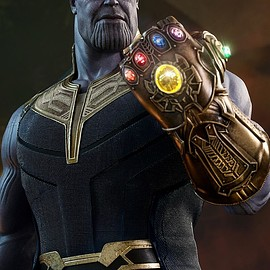 Hot Toys - AVENGERS: INFINITY WAR THANOS 1/6TH SCALE COLLECTIBLE FIGURE
