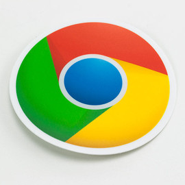 Google - Google Chrome Stickers