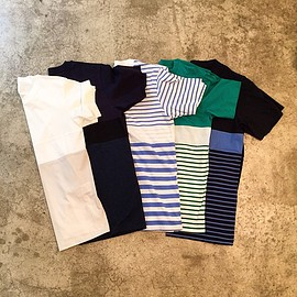 N.HOOLYWOOD - compile line t-shirt