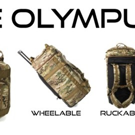 Litefighter - Olympus II Load-Out Bag - Multicam