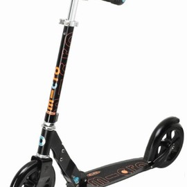Micro - Micro Scooter Black(キックボードブラック)