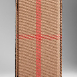 BURBERRY PRORSUM - HOUSE CHECK IPHONE 5/5S CASE