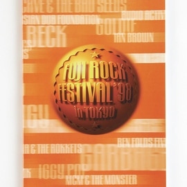 FUJI ROCK FESTIVAL '98 Official Pamphlet