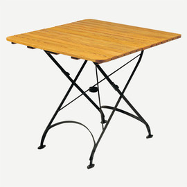 THE CONRAN SHOP - TERRACE SQUARE FOLDING TABLE