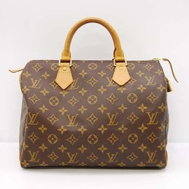LOUIS VUITTON - monogram speedy 30 mini boston