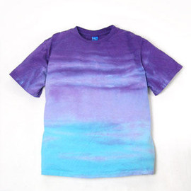 L/S Thermal Tee Indigo Dye