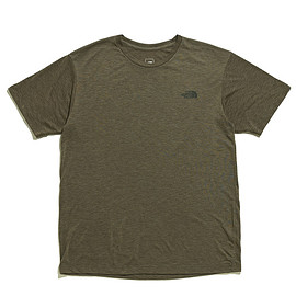 THE NORTH FACE - S/S Flashdry Merino Crew-NT
