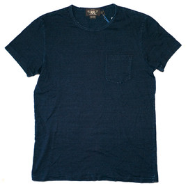 RRL - Indigo Pocket Tee