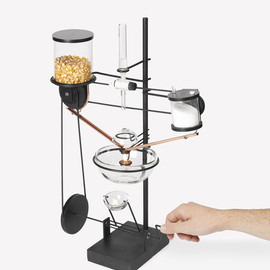 ECAL Low-Tech Factory - Oncle Sam popcorn maker