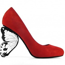 Alberto Guardiani - Flutterby shoe by Lady San Pedro