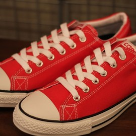 Converse Skateboarding - CTS OX (red×white)