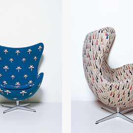 Fritz Hansen - Egg chair  minä perhonen