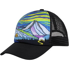Sunday Afternoons - Northwest Trucker Hat - Northern Lights