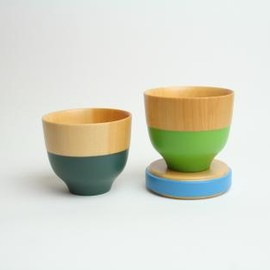 JIN KURAMOTO STUDIO - TEA SET / CUP
